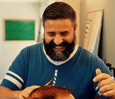 Joey CastoJoey Casto-Provincetown-Barber